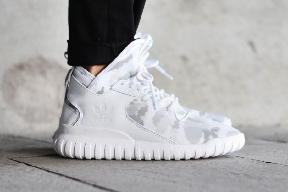 Adidas Tubular X Hemp White
