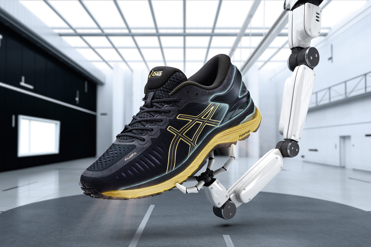 asics footwear technology