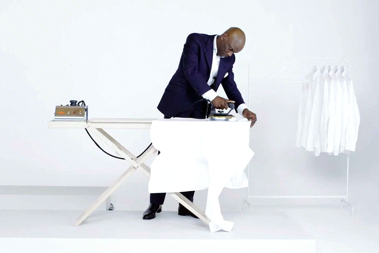 correctly iron a shirt by mr porter hypebeast. Black Bedroom Furniture Sets. Home Design Ideas