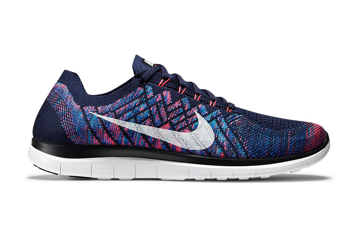 nike free flyknit 4 0 dark obsidian hypebeast. Black Bedroom Furniture Sets. Home Design Ideas