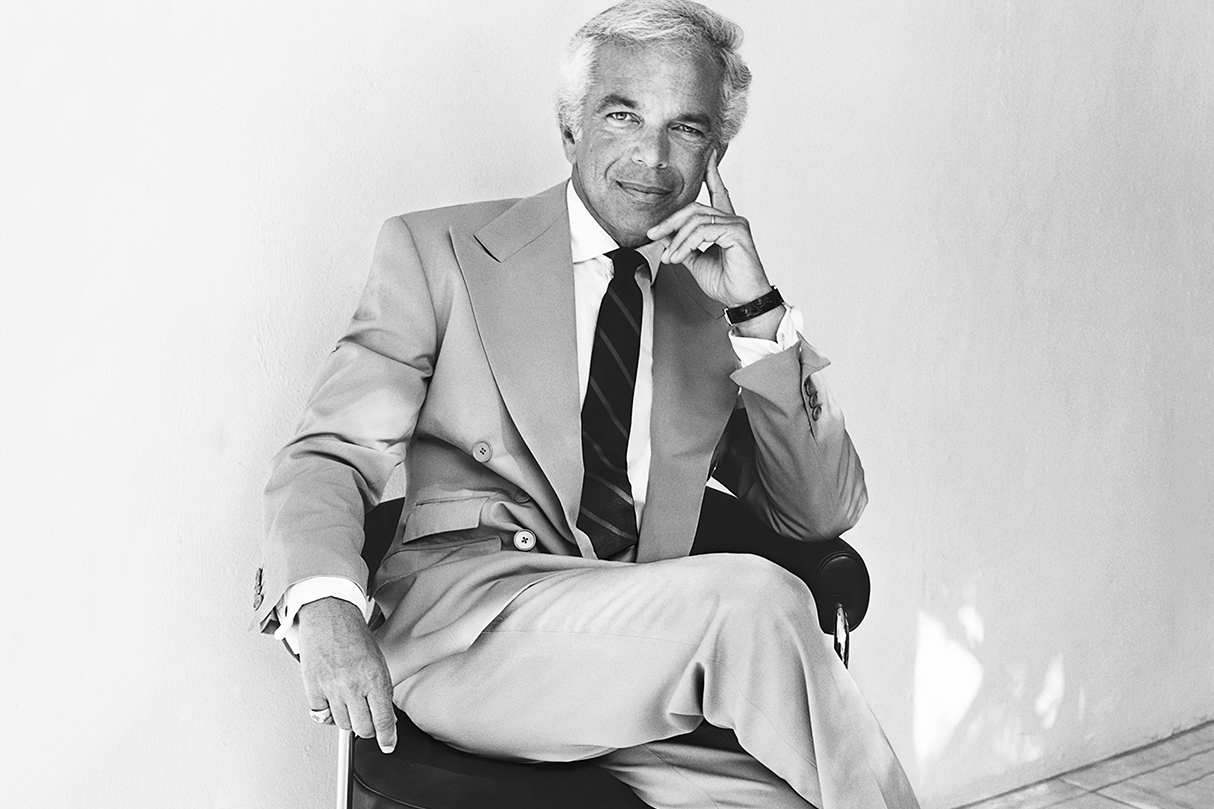 Ralph Lauren is executive chairman and chief creative officer of Ralph Lauren, his all-American fashion empire. He controls 82% of the voting rights.