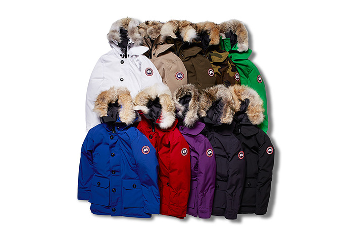 Canada Goose langford parka outlet price - Canada Goose 2015 Fall/Winter Custom SOPHNET Brookfield Parka ...