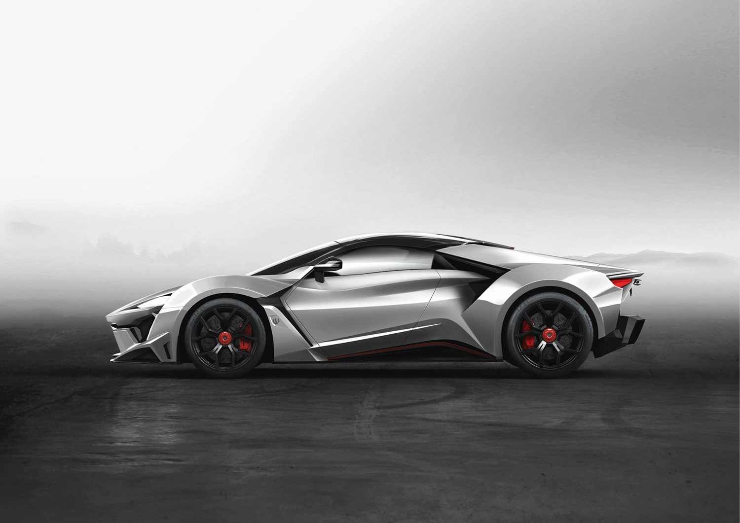 W Motors Fenyr Supersport Hypebeast