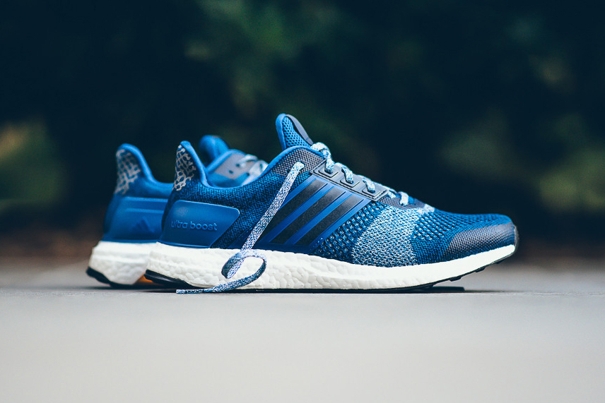 Adidas Equipment Blue Running Shoes
