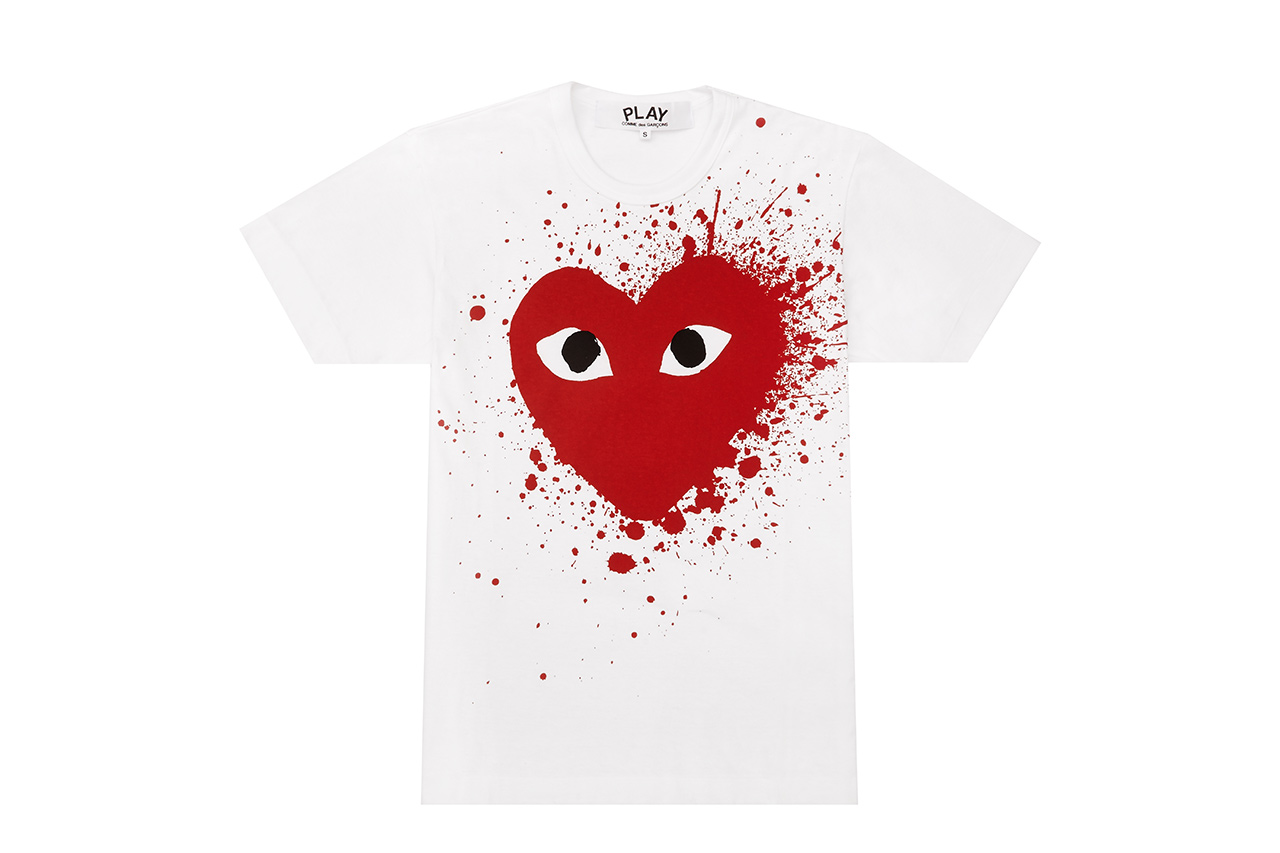 Comme des Garcons Holiday RED Collection | HYPEBEAST