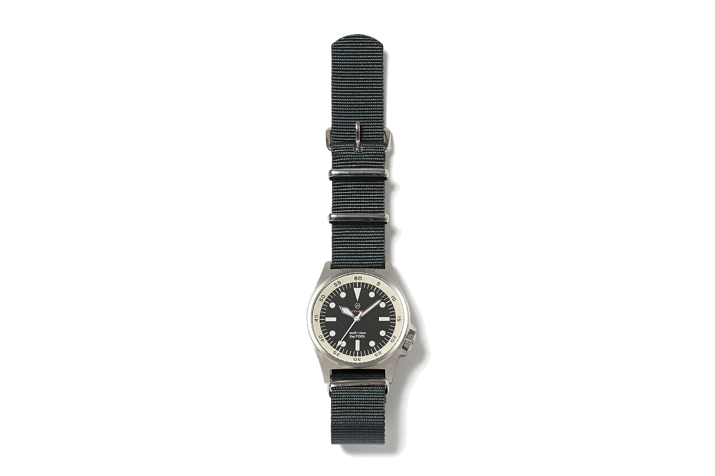 Fragment design military watch the pool aoyama 2015 winter for Winter watches
