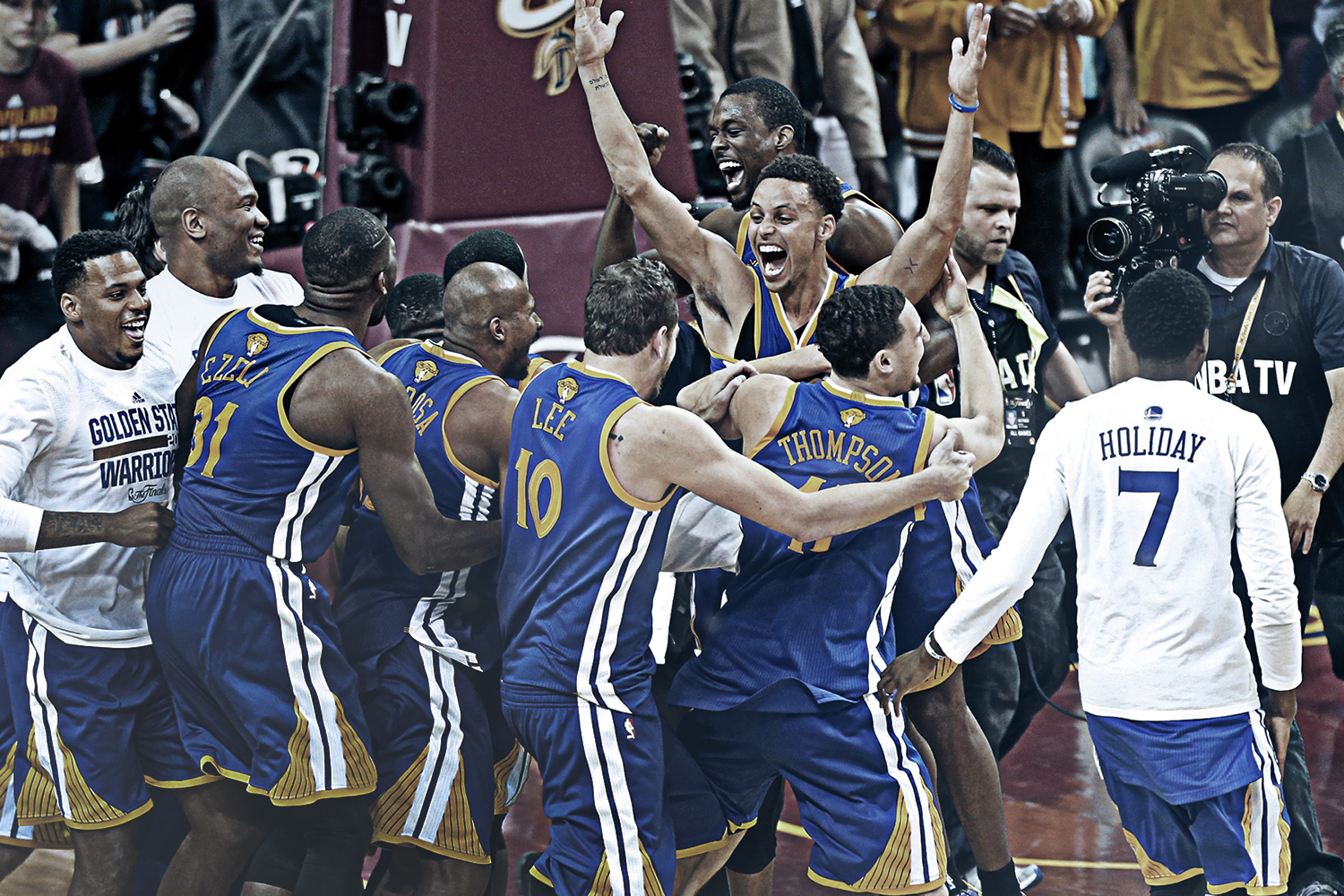 Stephen Curry and the Golden State Warriors NBA Dominance Editorial | HYPEBEAST