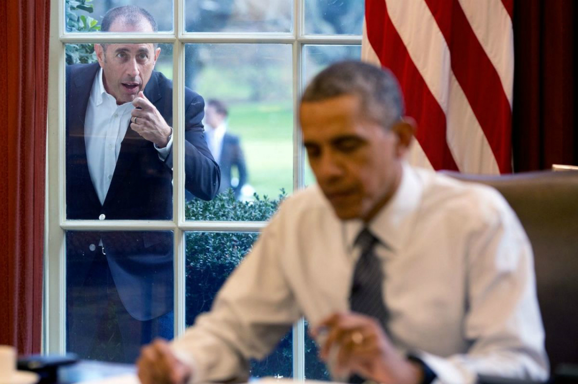 jerry seinfeld barack obama comedians in cars getting coffee hypebeast. Black Bedroom Furniture Sets. Home Design Ideas