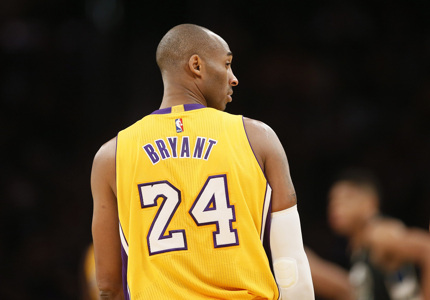 NBA Christmas Kobe Bry...