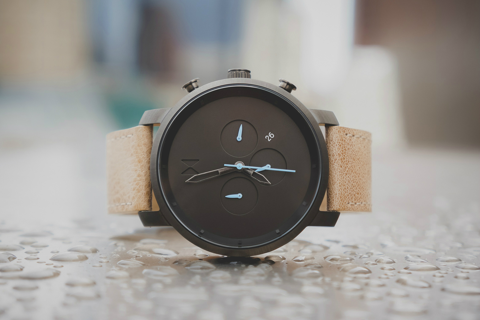 Mvmt chrono watch hypebeast for Mvmt watches
