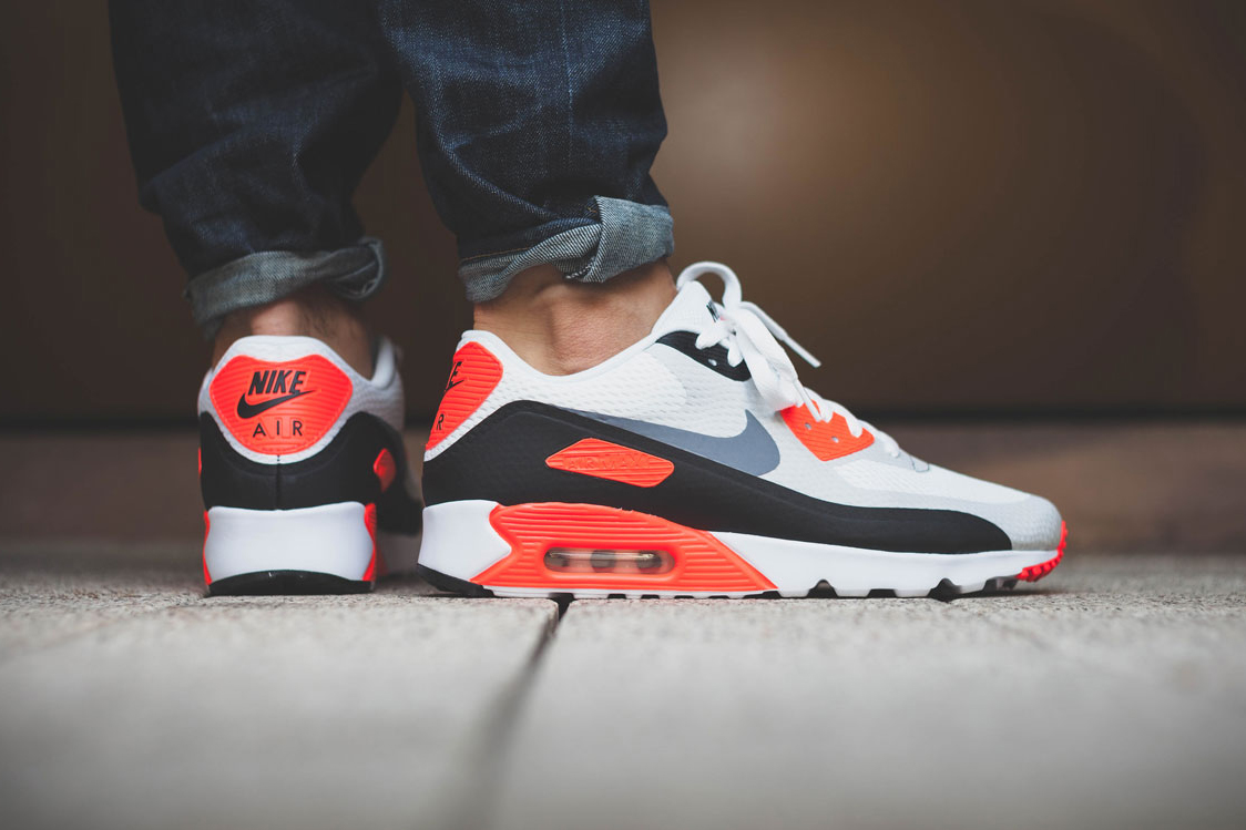 nike air max 90 infrared ultra essential hypebeast. Black Bedroom Furniture Sets. Home Design Ideas