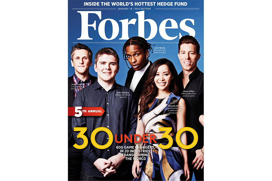forbes 30 under 30 - photo #18