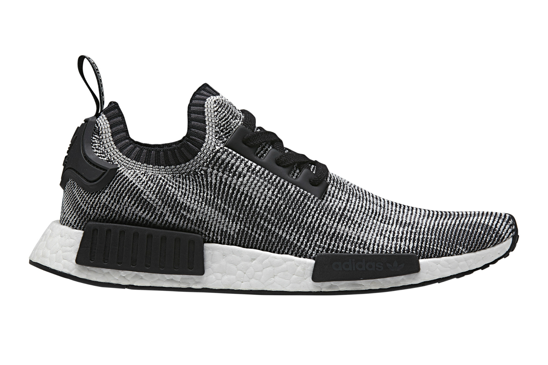 adidas nmd primeknit grey black hypebeast. Black Bedroom Furniture Sets. Home Design Ideas