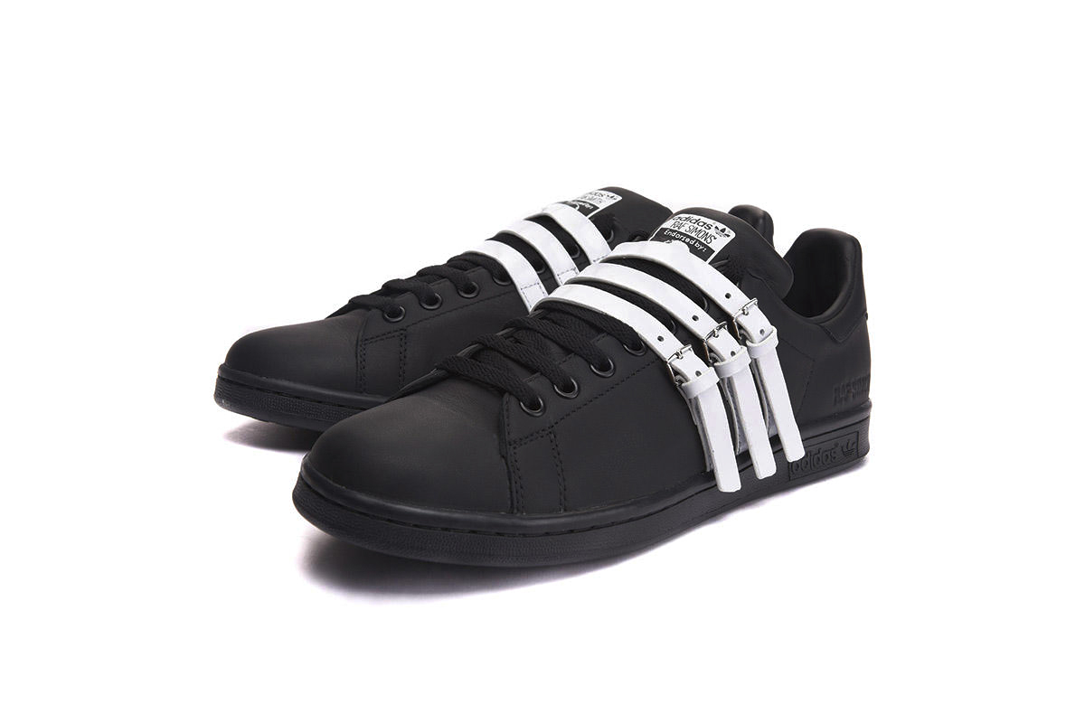 adidas raf simons stan smith hypebeast. Black Bedroom Furniture Sets. Home Design Ideas