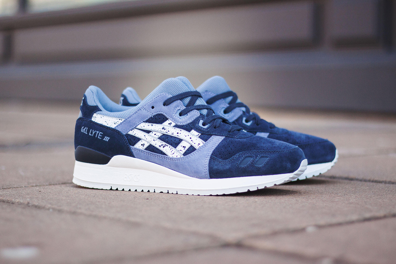 asics gel lyte iii indian ink hypebeast. Black Bedroom Furniture Sets. Home Design Ideas