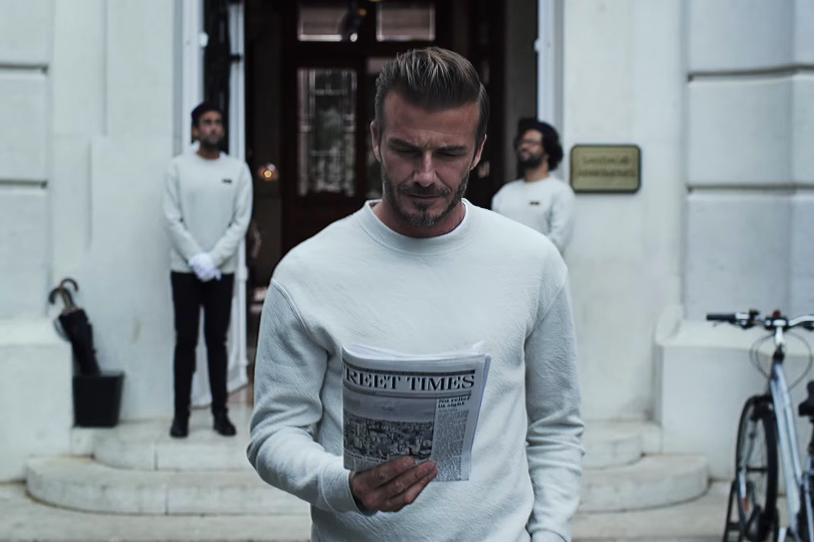 David Beckham H M Modern Essentials Spring 2016 Video Hypebeast