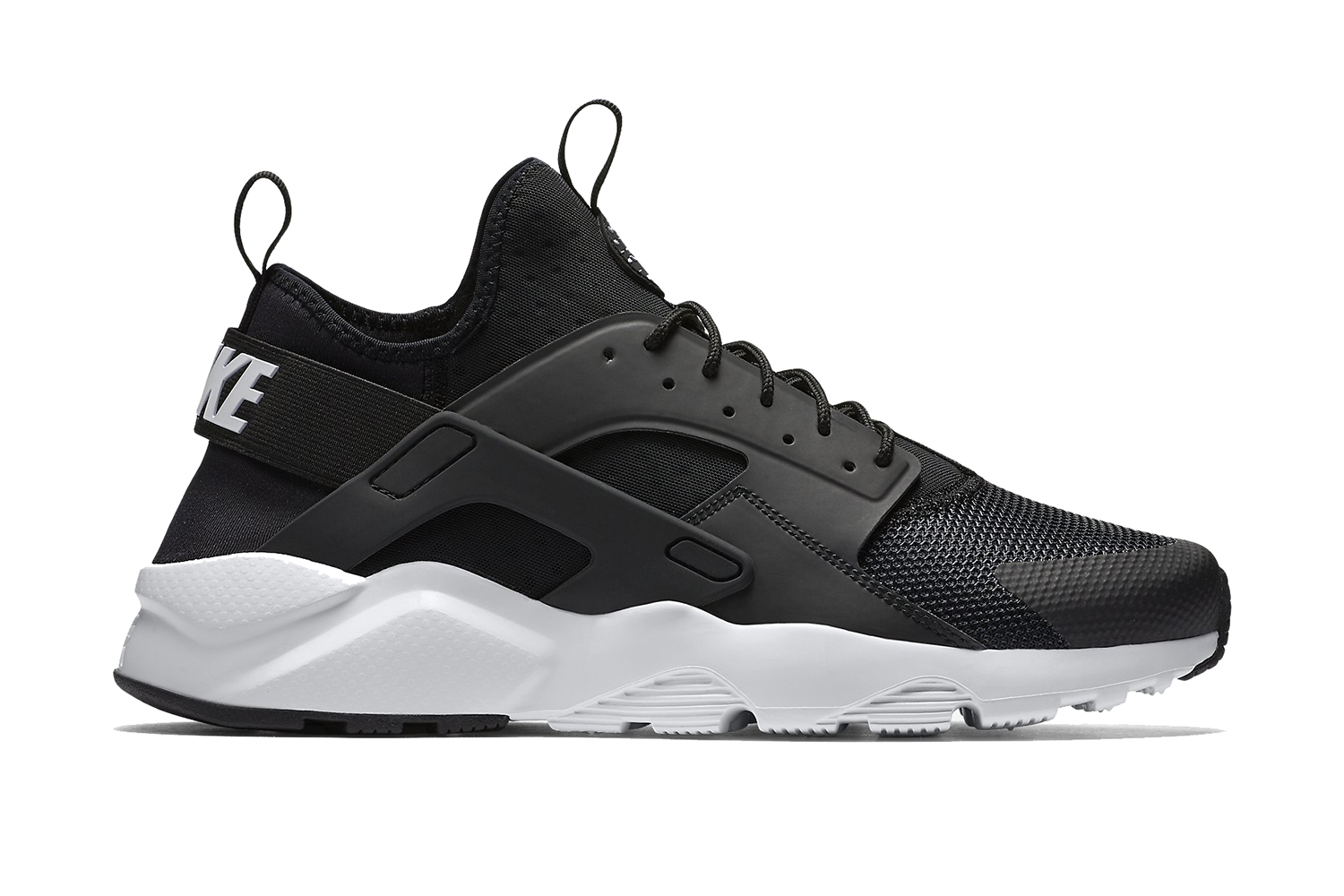 Air Huarache Black Mens