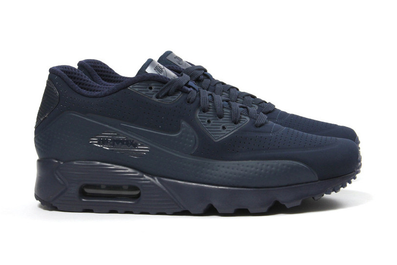 nike air max 90 ultra moire midnight navy hypebeast