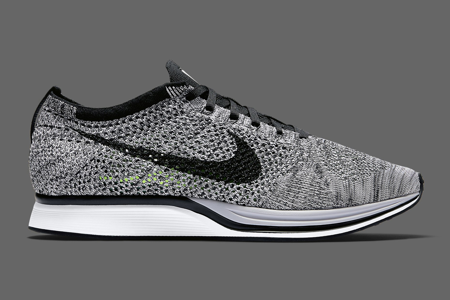 nike flyknit racer oreo hypebeast. Black Bedroom Furniture Sets. Home Design Ideas