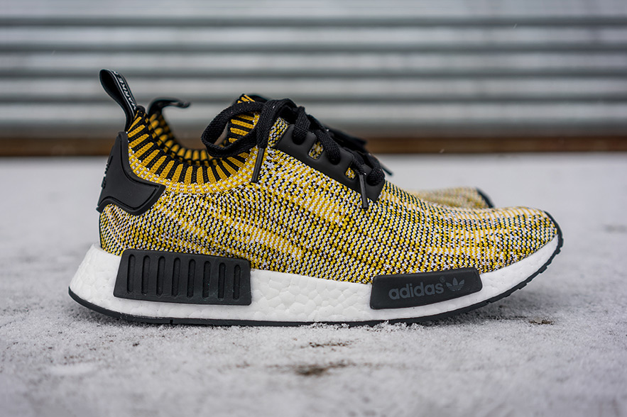 adidas nmd yellow for sale