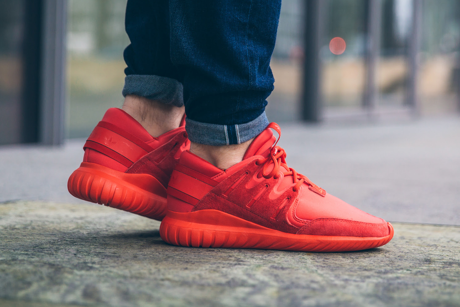 The Really Clean adidas Originals Tubular Viral