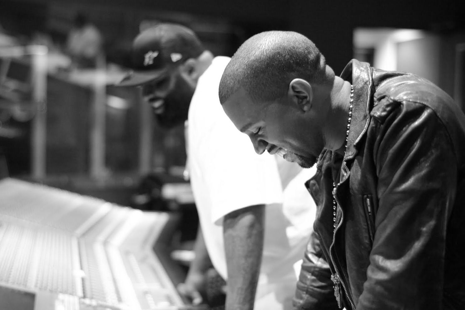 kanye west 39 s famous gets remixed by rick ross hypebeast