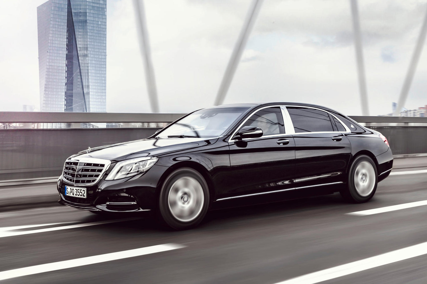 mercedes maybach s 600 guard hypebeast. Black Bedroom Furniture Sets. Home Design Ideas