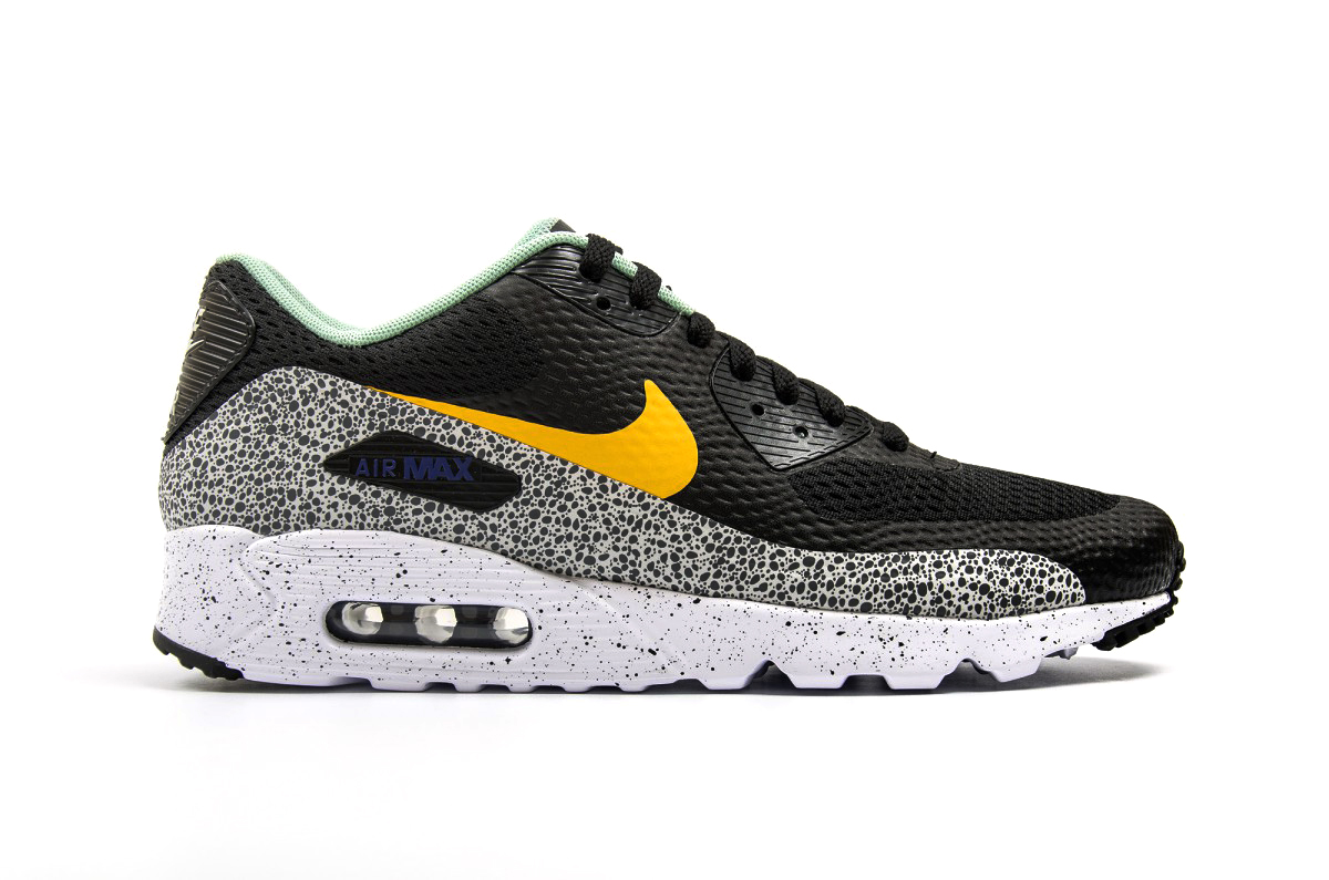nike gives the air max 90 ultra essential a safari treatment hypebeast. Black Bedroom Furniture Sets. Home Design Ideas