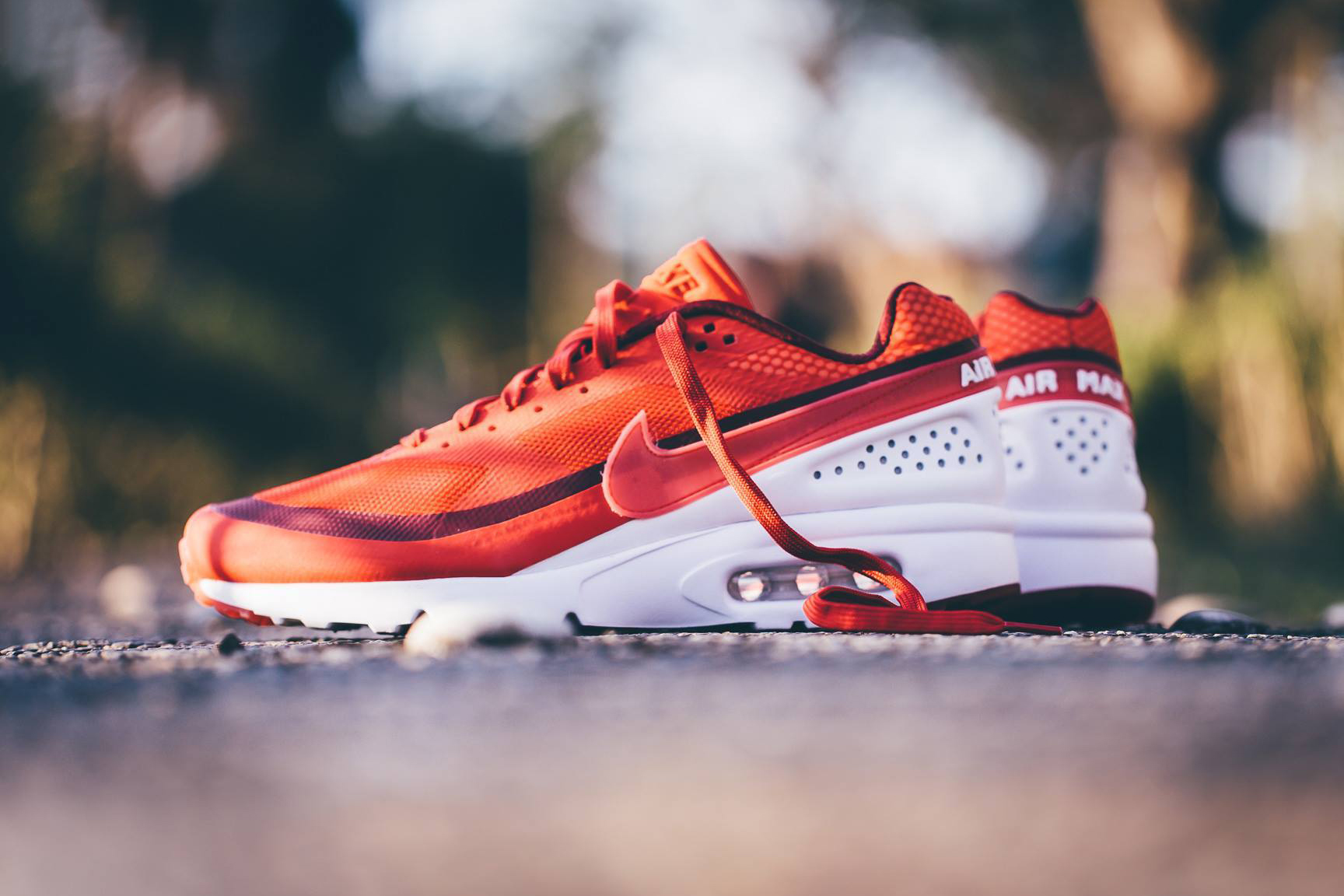 "Nike Air Max BW Ultra ""University Red"" 