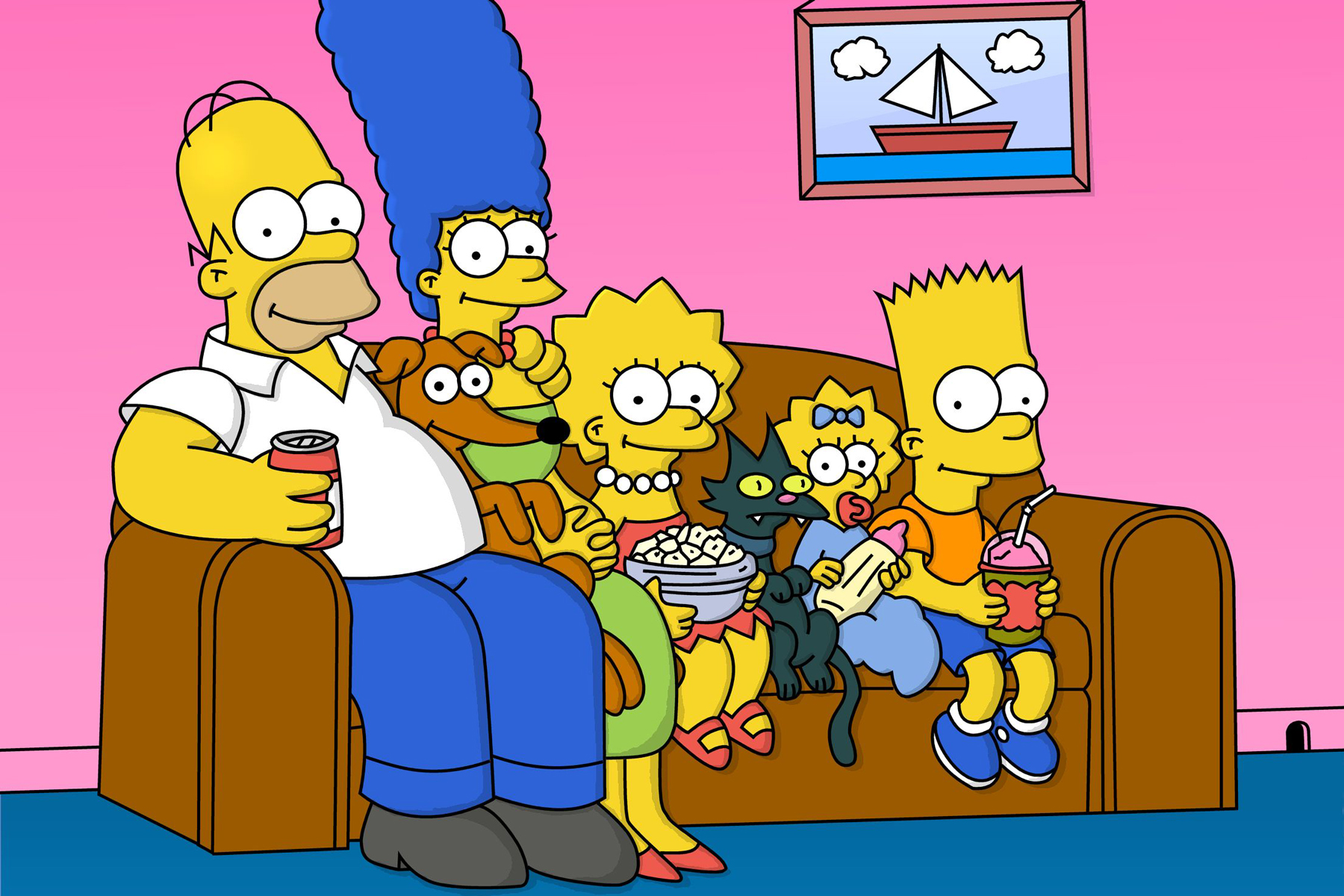 Search Pantone Color The Simpsons Quotes Screenshot Search Engine
