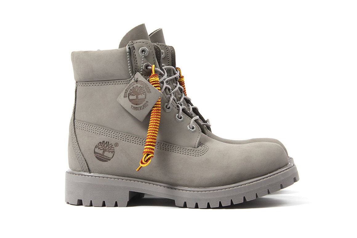 timberland mono grey 6 inch boot hypebeast. Black Bedroom Furniture Sets. Home Design Ideas