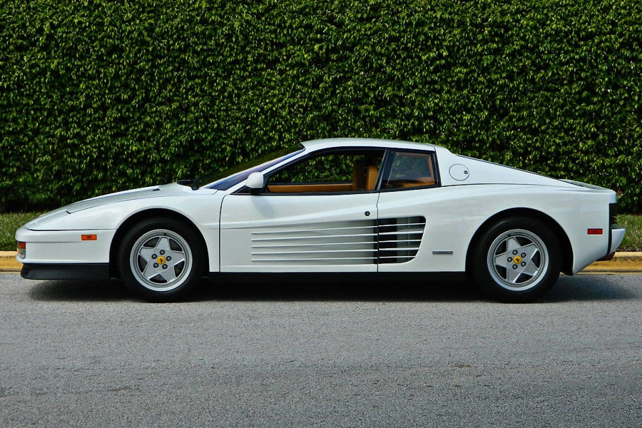 wolf of wall street ferrari testarossa. Black Bedroom Furniture Sets. Home Design Ideas