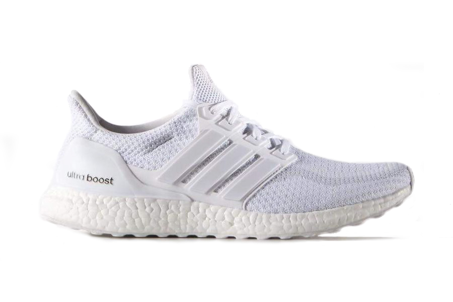 adidas has a new triple white ultra boost on tap for 2016. Black Bedroom Furniture Sets. Home Design Ideas