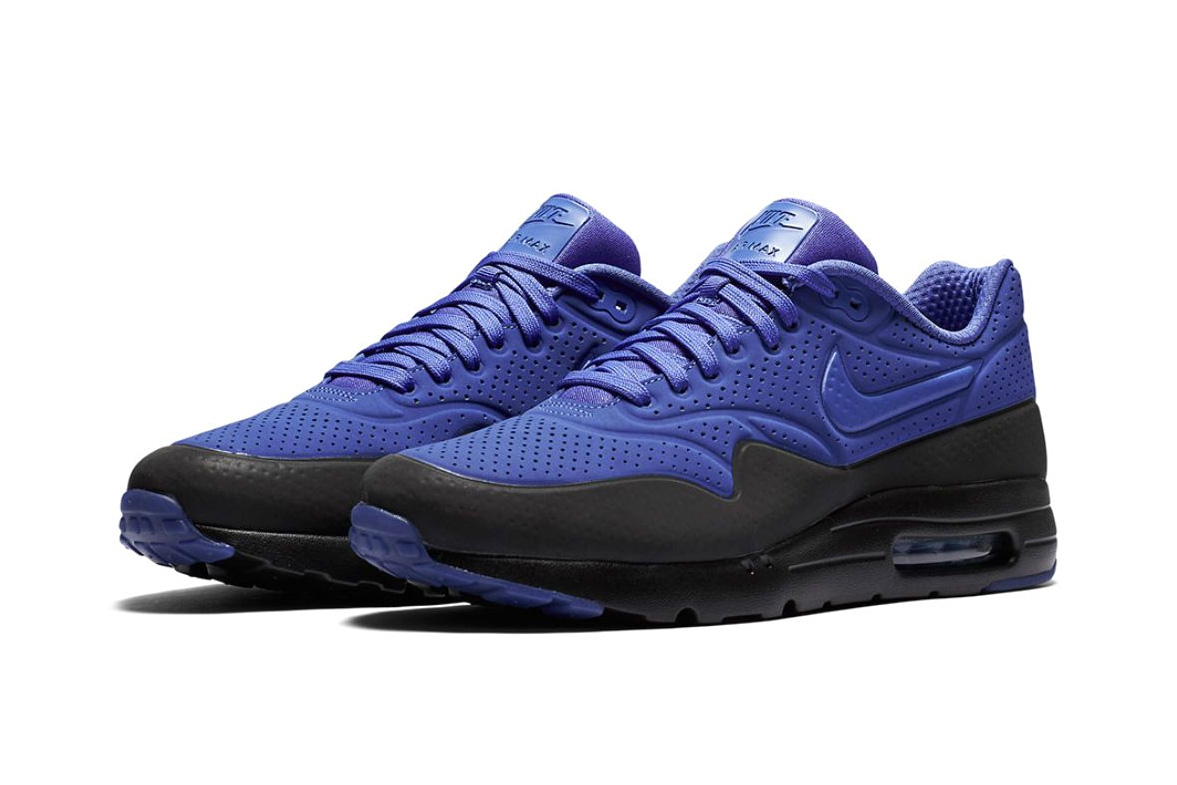 nike air max 1 ultra moire persian violet hypebeast. Black Bedroom Furniture Sets. Home Design Ideas