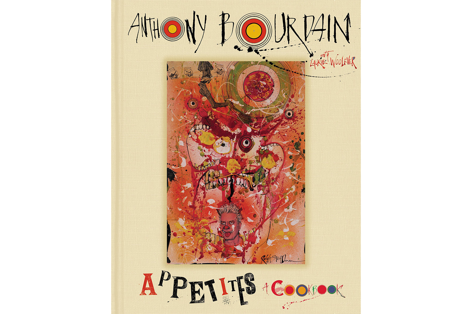 Anthony Bourdain Announces 'Appetites' Cookbook With Cover