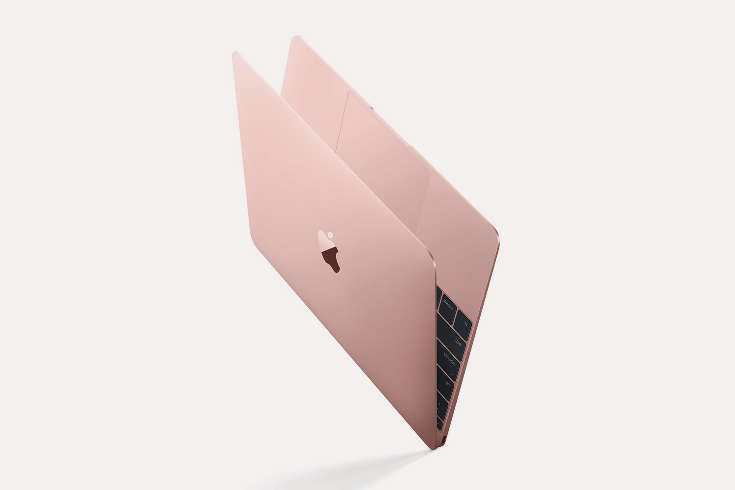Apple's MacBook Is Now Faster and Comes in Rose Gold ...
