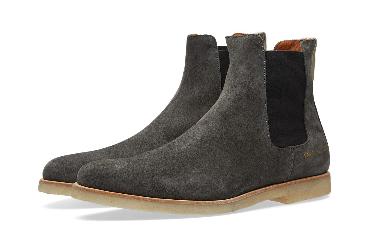 common projects chelsea boot. Black Bedroom Furniture Sets. Home Design Ideas