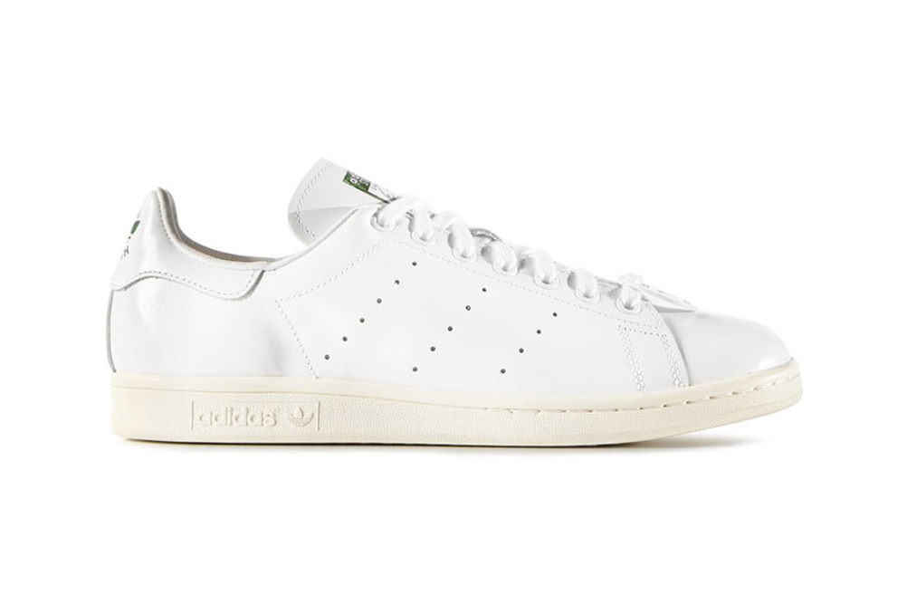 adidas originals by nigo stan smith white and green hypebeast. Black Bedroom Furniture Sets. Home Design Ideas