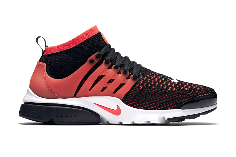 nike air presto ultra flyknit in bright crimson hypebeast. Black Bedroom Furniture Sets. Home Design Ideas