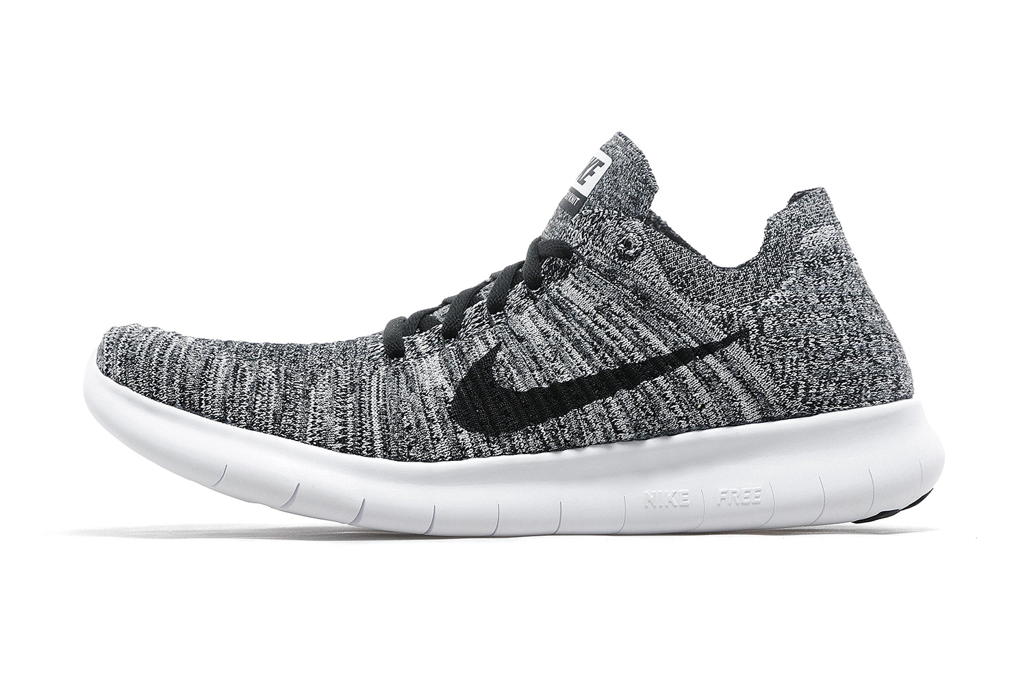nike free flyknit rn oreo. Black Bedroom Furniture Sets. Home Design Ideas