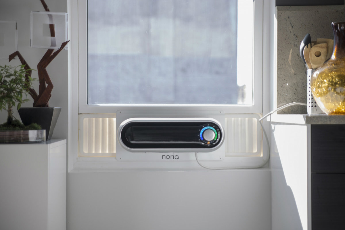 Noria Air Conditioner Kickstarter Hypebeast