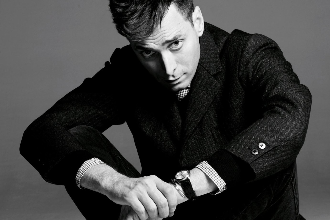 hedi slimane Talk about a fashion bombshell hedi slimane, the designer who helped shift the  industry's sphere of influence to los angeles in 2012 by.