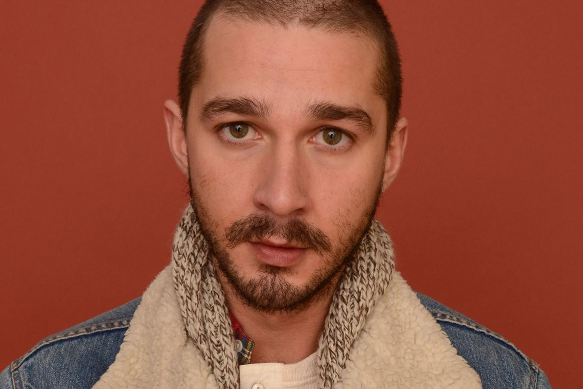 Shia Labeouf Answers I...
