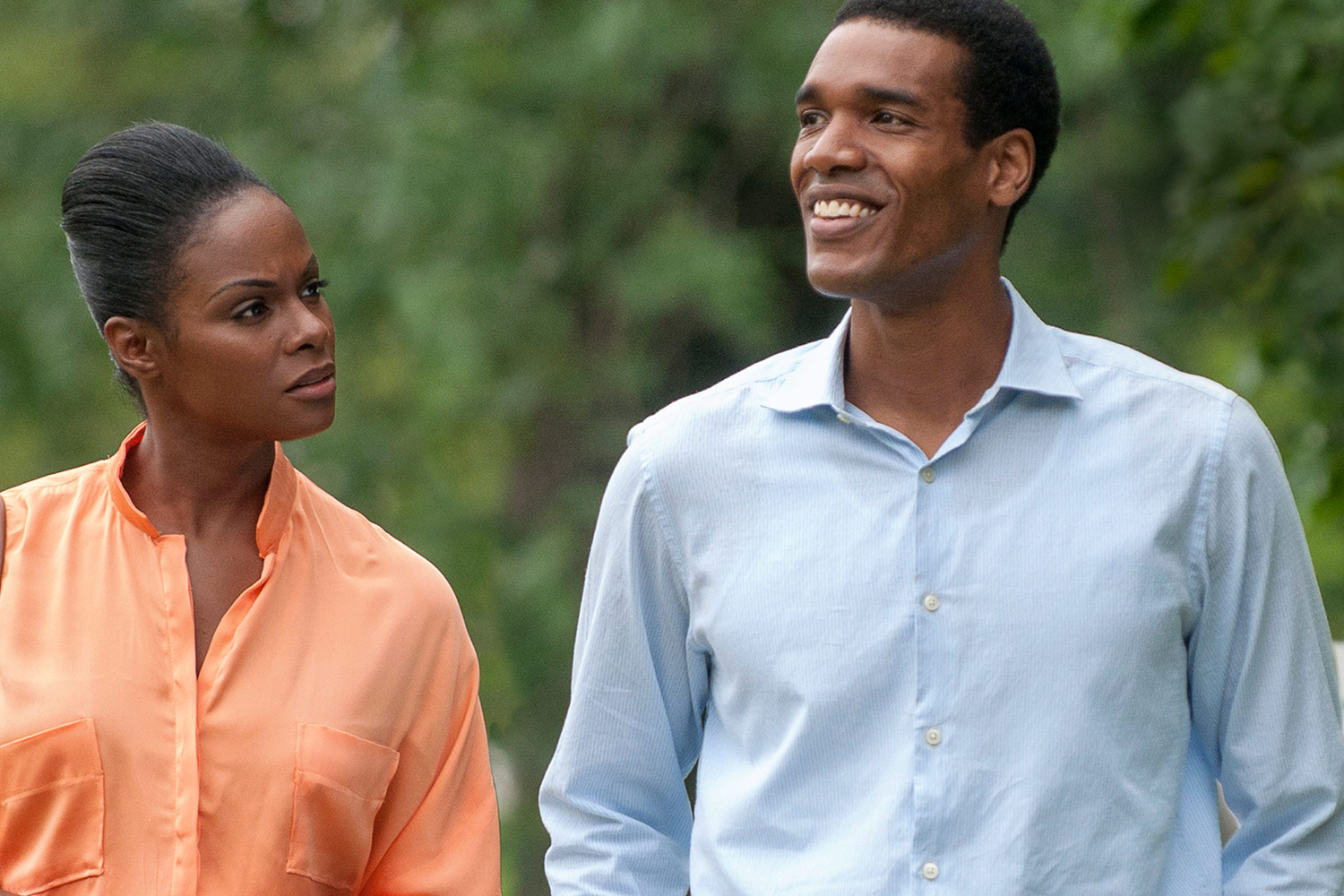 Obama First Date Movie Photos Show Young Barack And Michelle; Do The ...