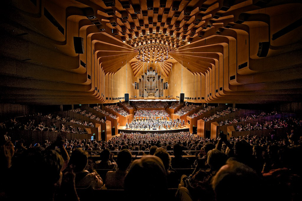 Sydney Opera House Virtual Tour