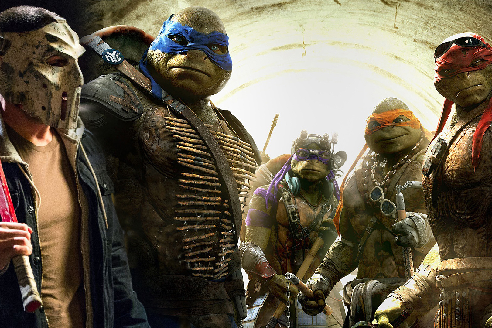 Teenage Mutant Ninja Turtles 2 Second Trailer