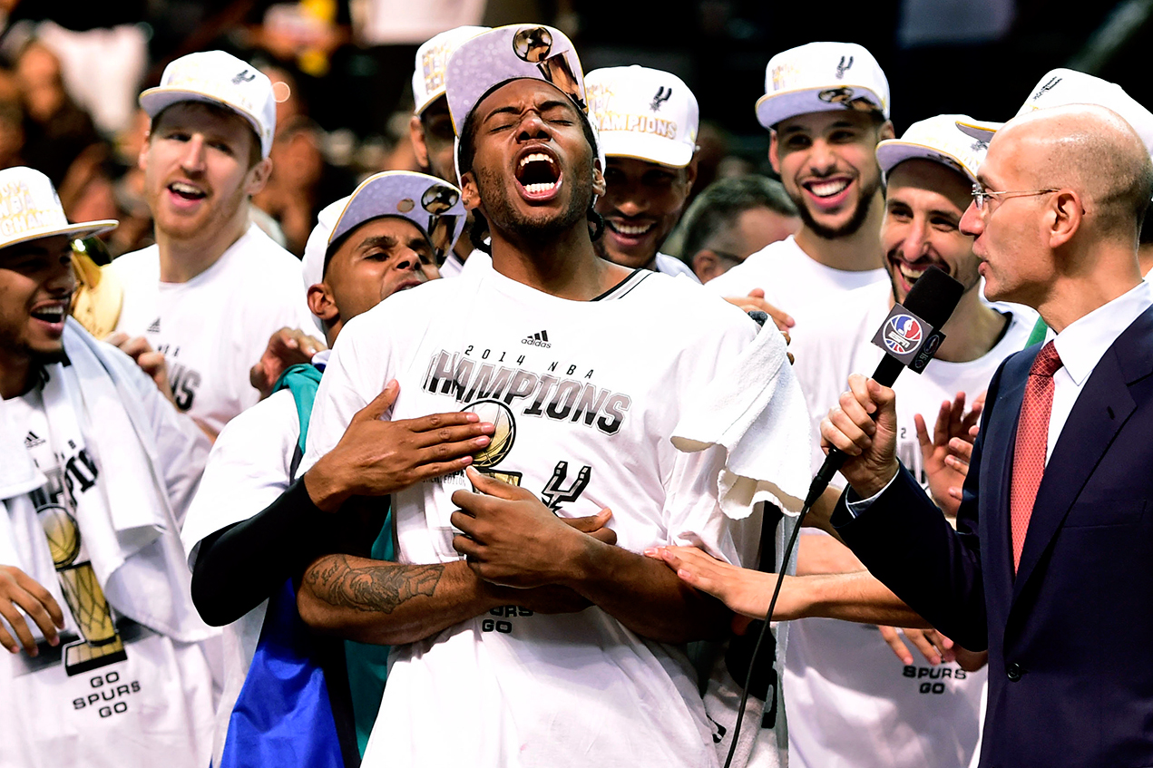 Why Kawhi Leonard Deserves the MVP Award