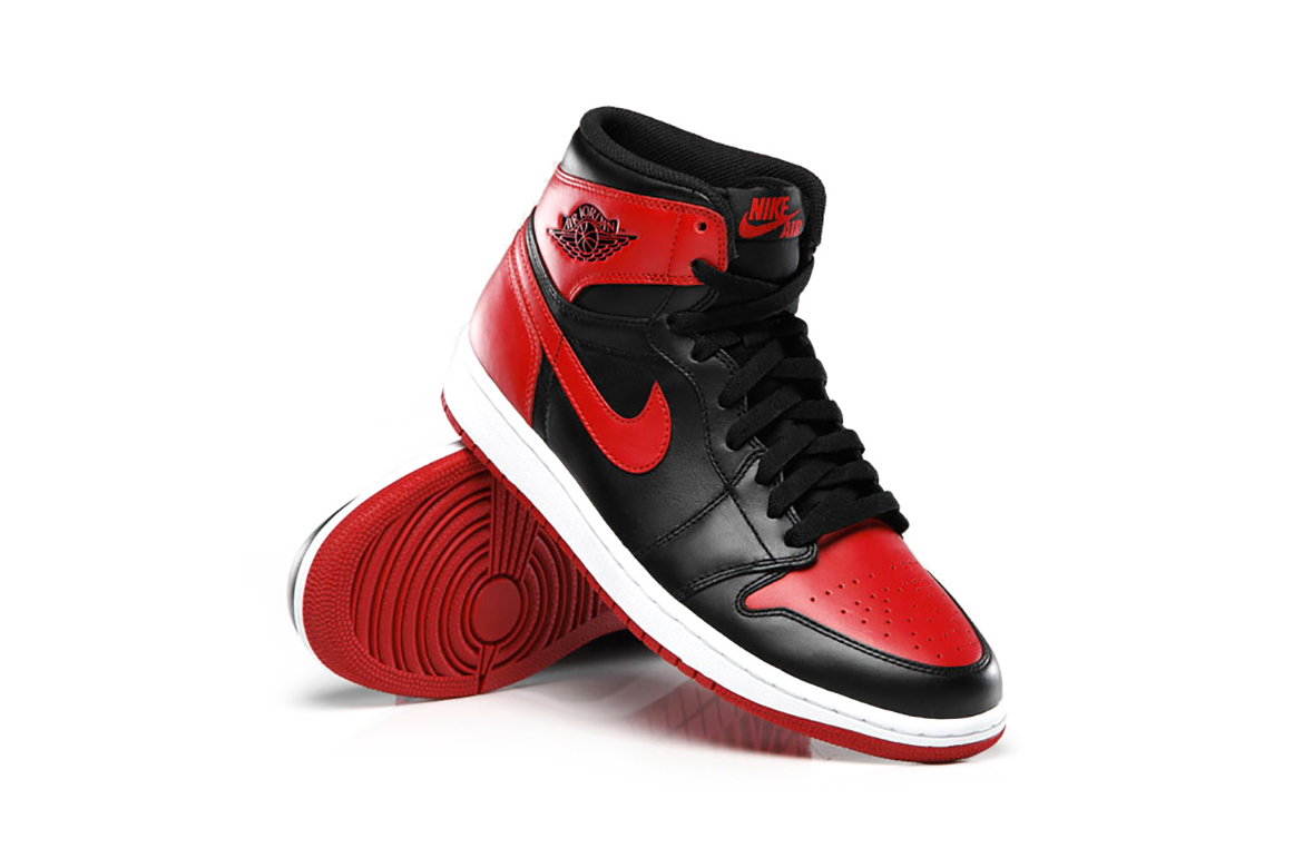 2016 air jordan 1 retro high og bred sneaker hypebeast. Black Bedroom Furniture Sets. Home Design Ideas