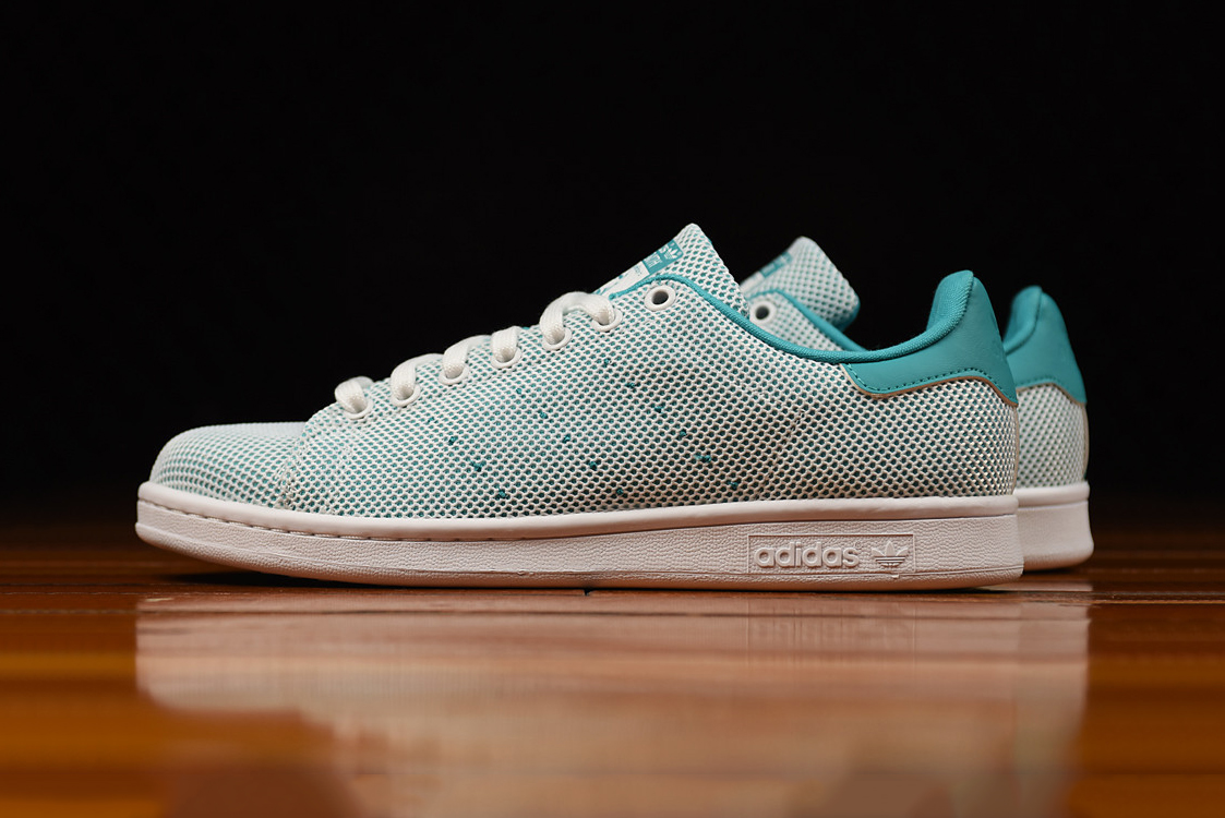 adidas stan smith adicolor in mesh hypebeast. Black Bedroom Furniture Sets. Home Design Ideas