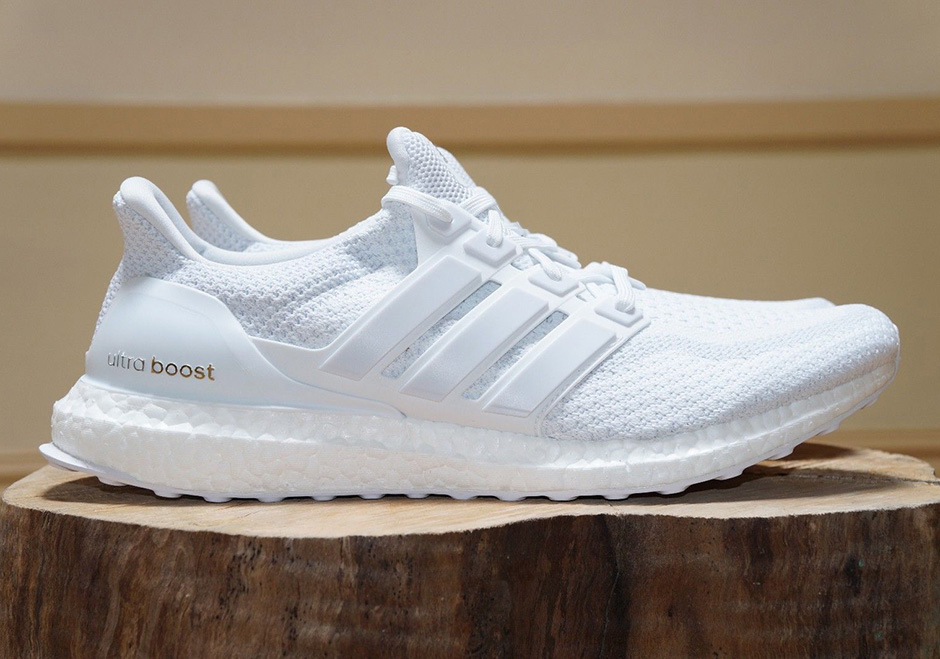 adidas ultra boost triple white finish line restock. Black Bedroom Furniture Sets. Home Design Ideas